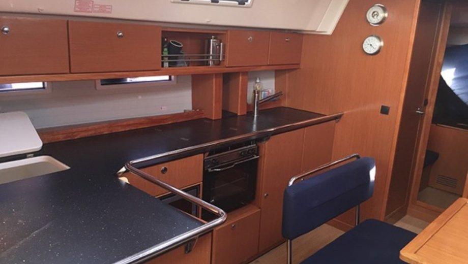 """Bavaria cruiser 45 in Stockholm """"Magic"""""""