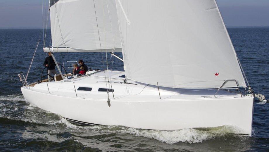 Dehler Varianta 37