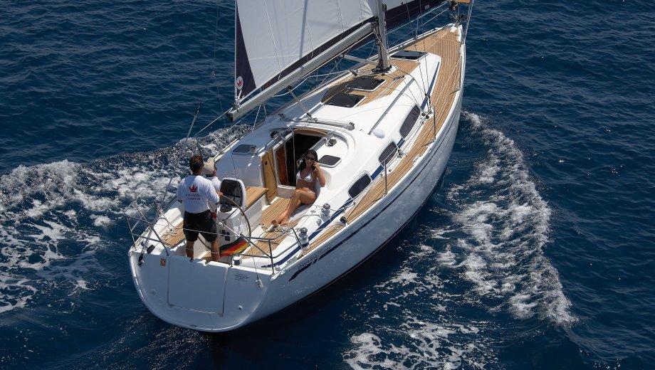Bavaria 31 cruiser - Werftfoto