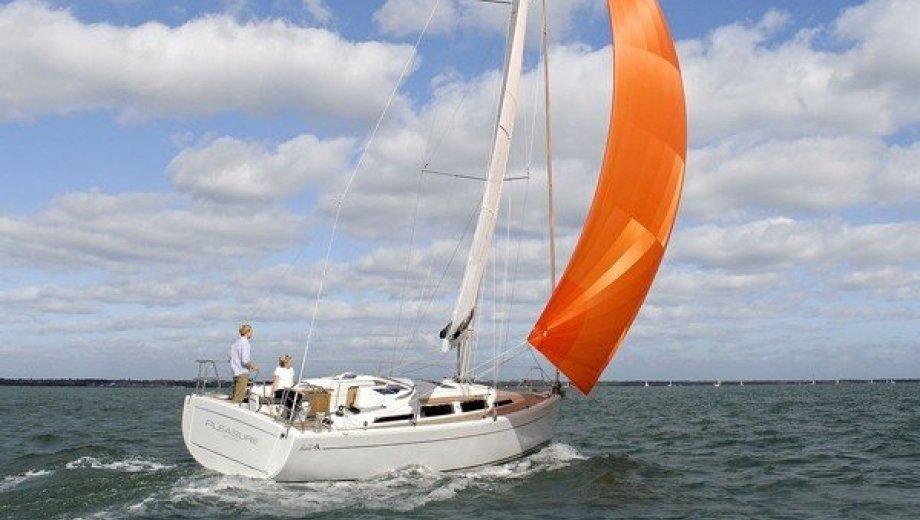 Hanse 345