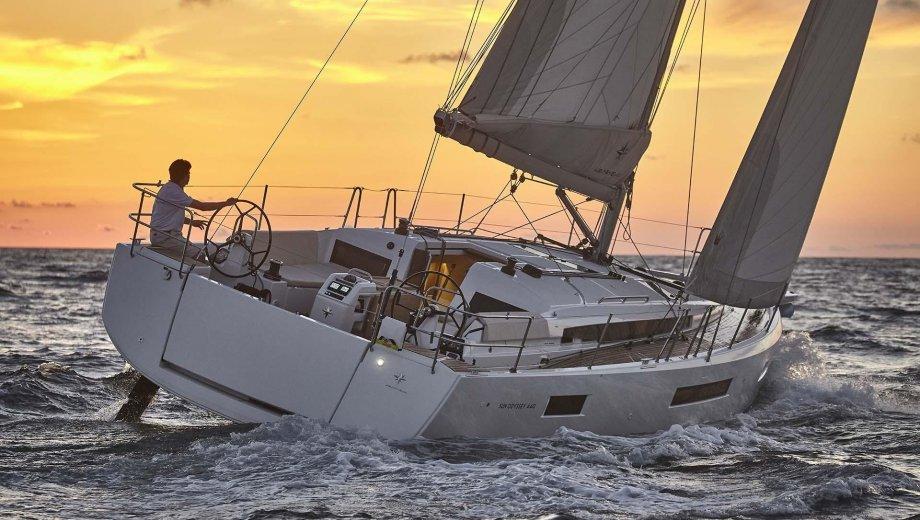 Sun Odyssey 440