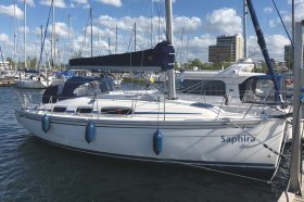 "Bavaria 31 cruiser in Wendtorf ""Saphira"""