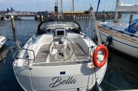 "Bavaria cruiser 36 in Kiel ""Bella"""