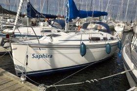 "Bavaria 31 cruiser - ""Saphira!"