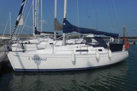 """Dufour 30 classic in Marina Wendtorf """"Chill Out!"""""""