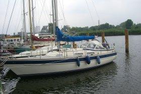 "Hallberg Rassy 312 MK II in Flensburg ""Lobster IX"""