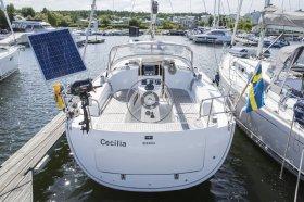"Bavaria cruiser 36 in Stockholm ""Cecilia"""