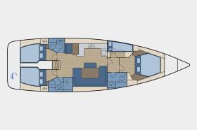 Bavaria cruiser 51 /4